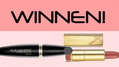 Win: Max Factor Lipstick & Mascara!