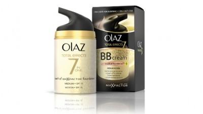 Win BB cream van Olaz Total Effects